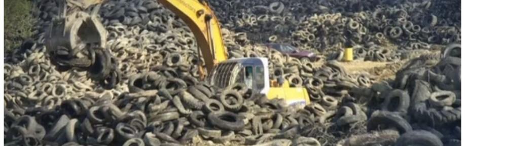Tire LandfillXL
