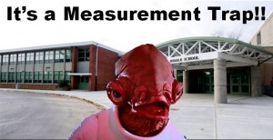 It's A Measurement Trap